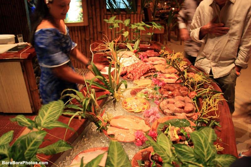 Bloody Mary's Bora Bora Restaurant | boraboraphotos.com