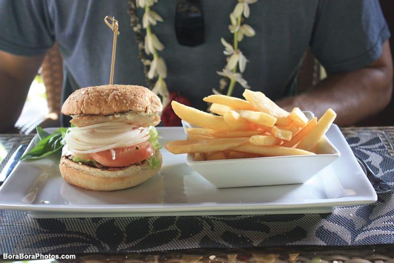 Sofitel Private Island Manu Tuki Restaurant | boraboraphotos.com