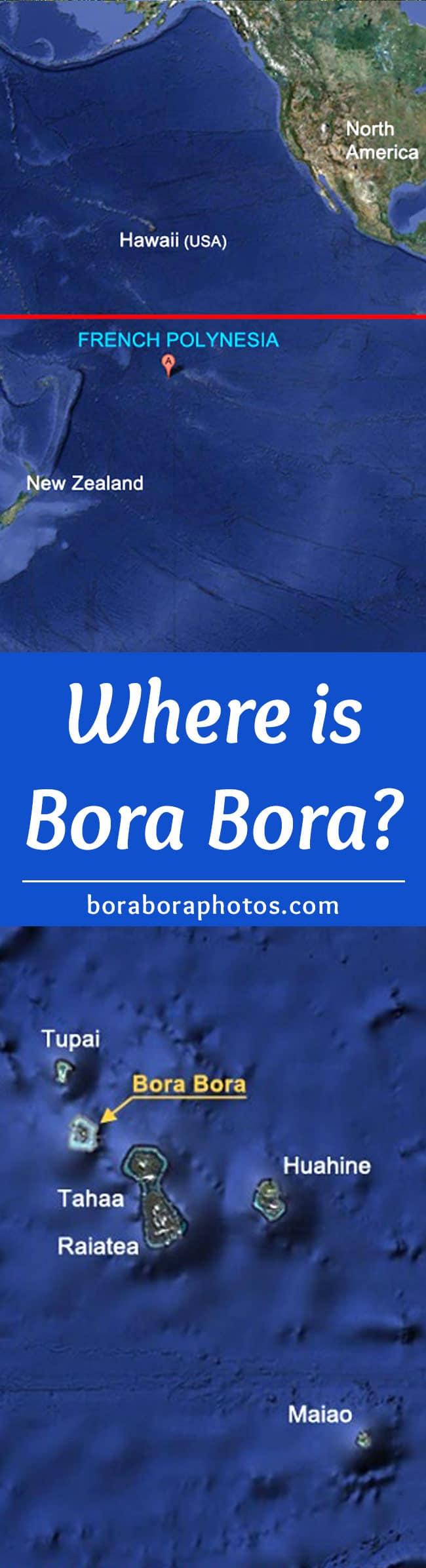 Where is Bora Bora?