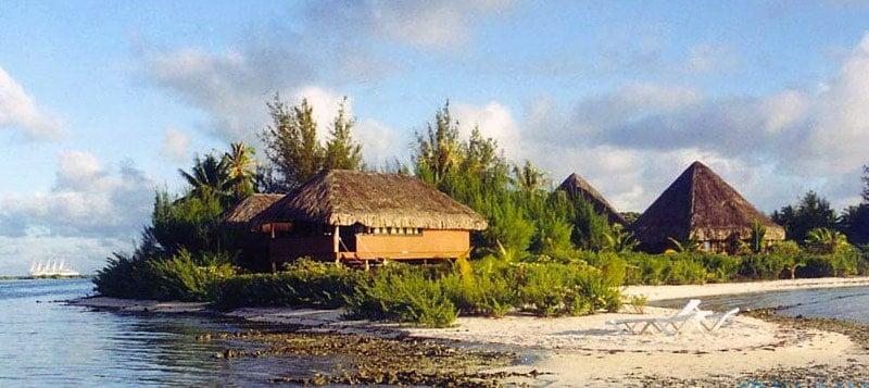 Mai Moana Island view | BoraBoraPhotos.com