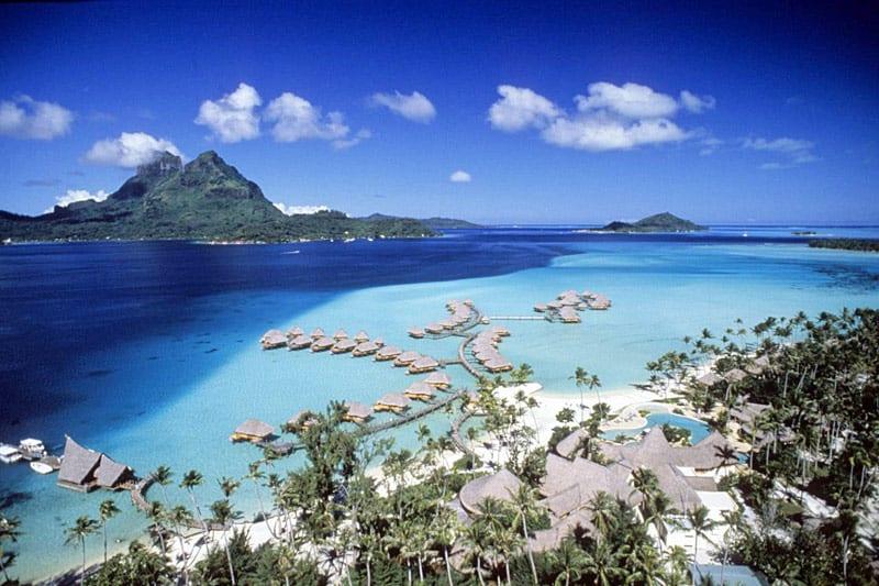 Pearl Beach Resort & Spa in Bora Bora