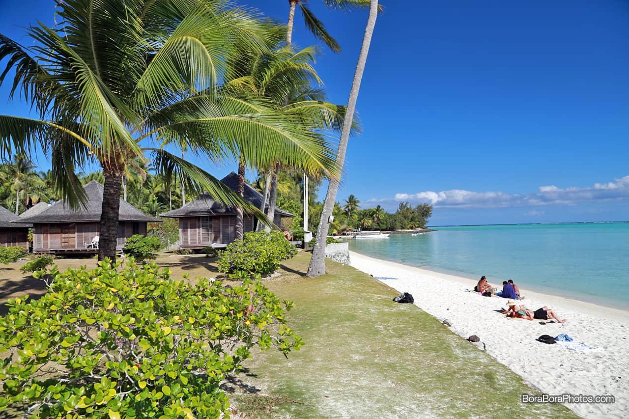 Hotel Matira Beach Bora Bora