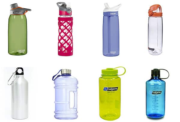 Bora Bora Packing List - Reusable water bottles to save you money